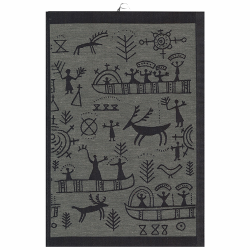 Osterled 98 Tea Towel, 14 x 20 inches