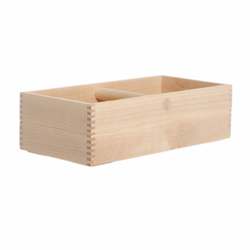 Storage Box with Handle, 2 Options