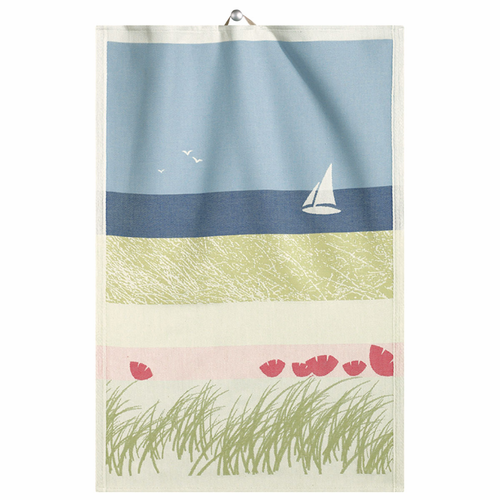 Summer Tea Towel, 14 x 20 inches