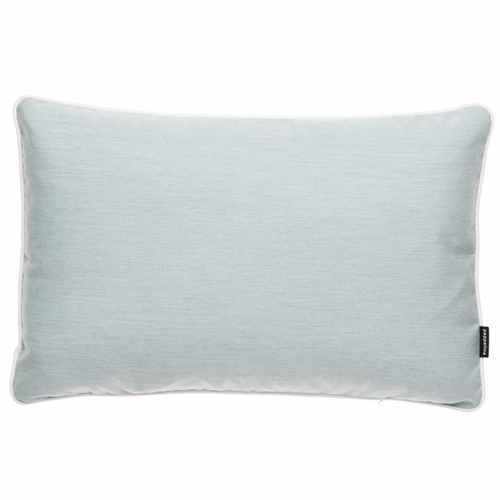"Pappelina Sunny Pale Turquoise Outdoor Cushion - 15"" x 23"""