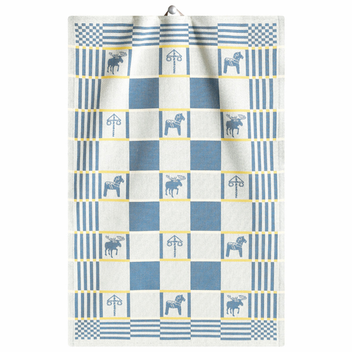 Sverige Tea Towel, Small