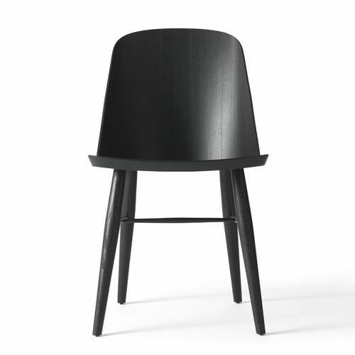 Synnes Chair, Black Ash