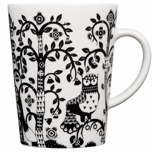 Taika Mug (13.5 oz), black