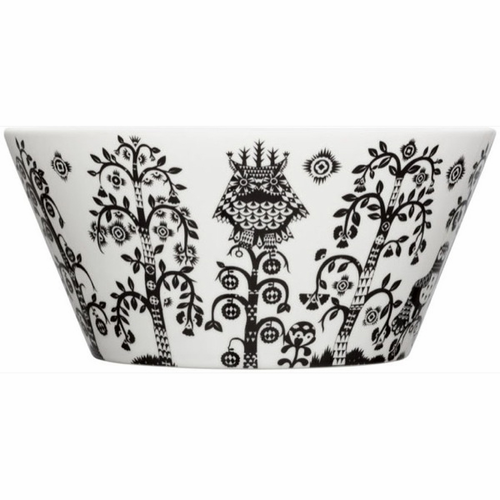 "Taika Serving Bowl 10"" (3.5 qt) Black"
