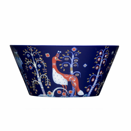 "Taika Serving Bowl 10"" (3.5 qt) Blue"