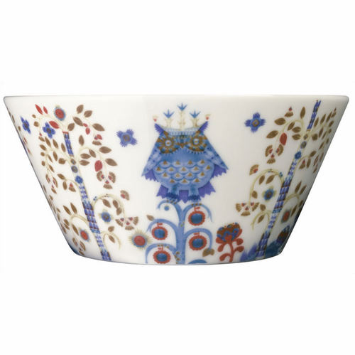 "Taika Soup/Cereal Bowl 4.75"" (10 oz) White"