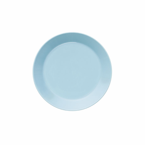 "Teema Bread and Butter Plate (6.75""), Light Blue"