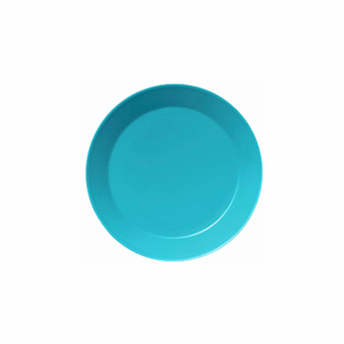 """Teema Bread & Butter Plate 6.5"""", Turquoise"""