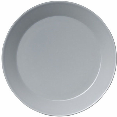 "Teema Dinner Plate 10.25"", Pearl Gray"