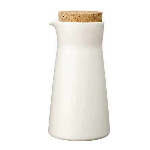 Teema Milk Jar (6.75 oz) White