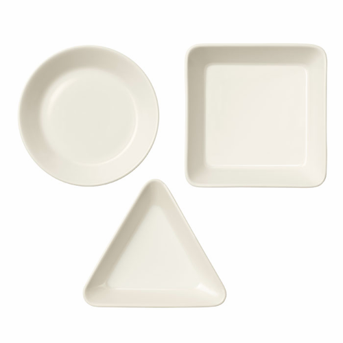 Teema Mini Serving Set of 3, in White