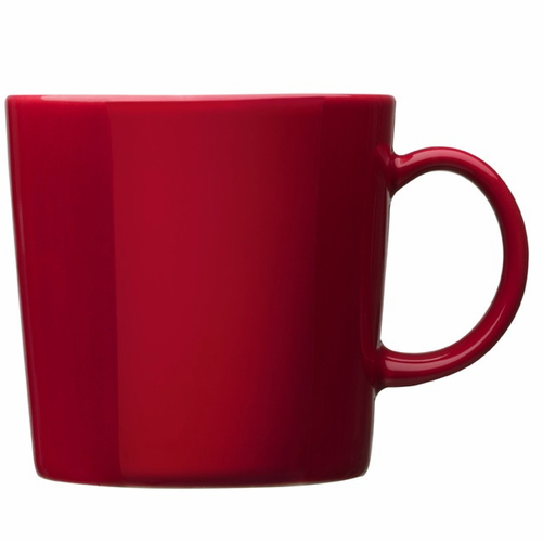 Teema Mug 9.25 Oz. Red