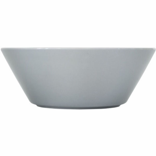 "Teema Soup/cereal Bowl (5.75""), Pearl Gray"