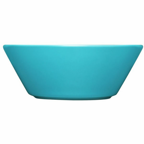 "Teema Soup/Cereal Bowl 6"", Turquoise"