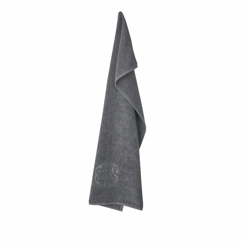 Terry Guest Towel, Slate (Only 3 Left)