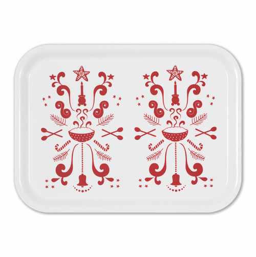 Tinas Jul Tray, Small