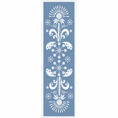 Tinas Kurbits 21 Table Runner