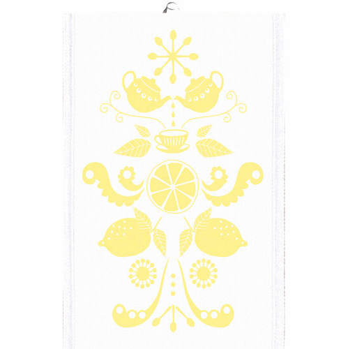 Tinas Kurbits 22 Tea Towel, Small