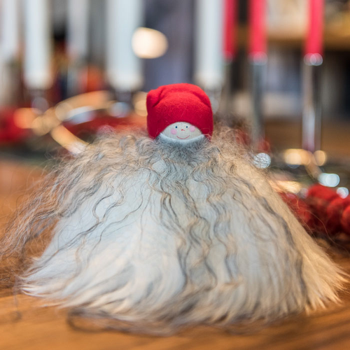 Tomte Kid, Furry - Made in Sweden