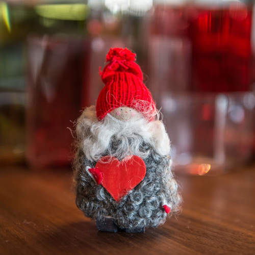 Tomte with Heart - Made in Sweden (Only 6 Left)