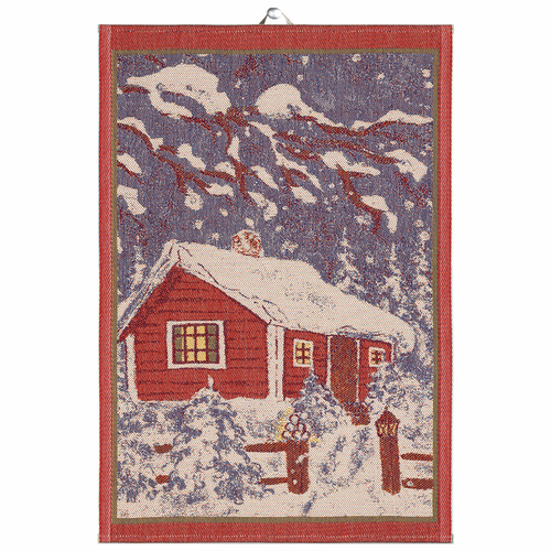 Tomtebo Tea Towel, 14 x 20 inches
