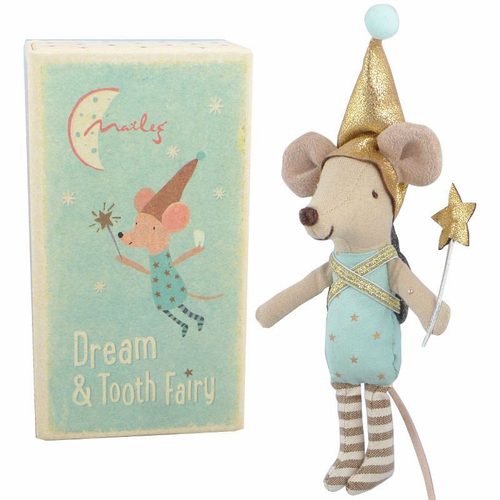 Tooth Fairy Boy Mouse, with box