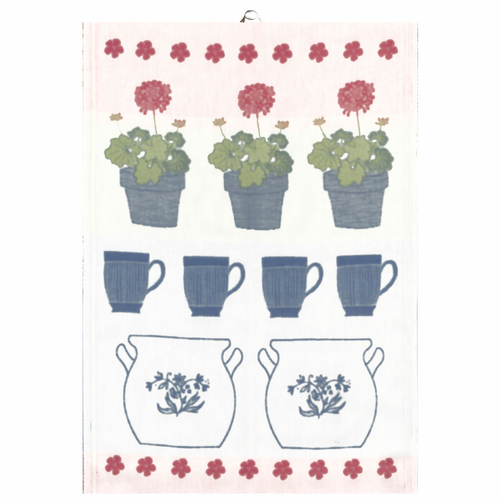 Torpet Tea Towel, 14 x 20 inches