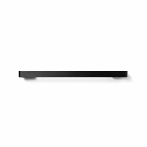 Towel Bar, Black