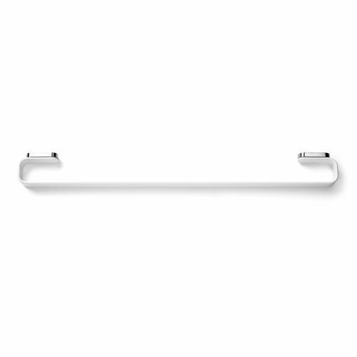 Towel Bar, White