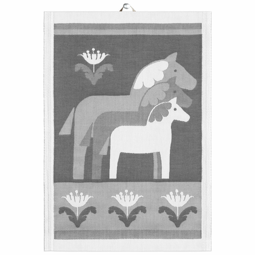 Tre Dalahastar 09 Tea Towel, 14 x 20 inches