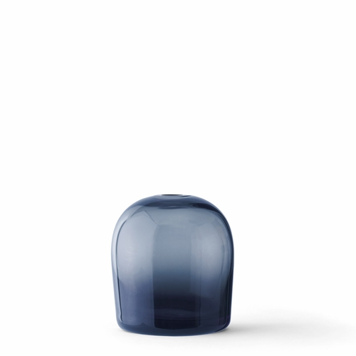 Troll Vase, Small, Midnight Blue