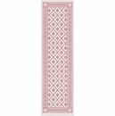 Åttebladrose 03 Table Runner, 14 Inch x 43 Inch
