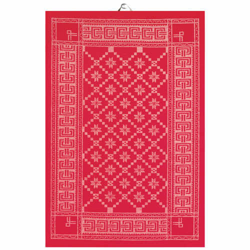 Attebladrose 33 Tea Towel, 14 x 20 inches