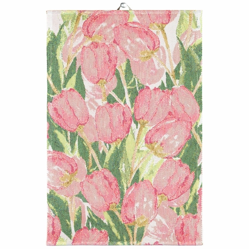 Ekelund Weavers Tulpanang Tea Towel, 16 x 24 inches