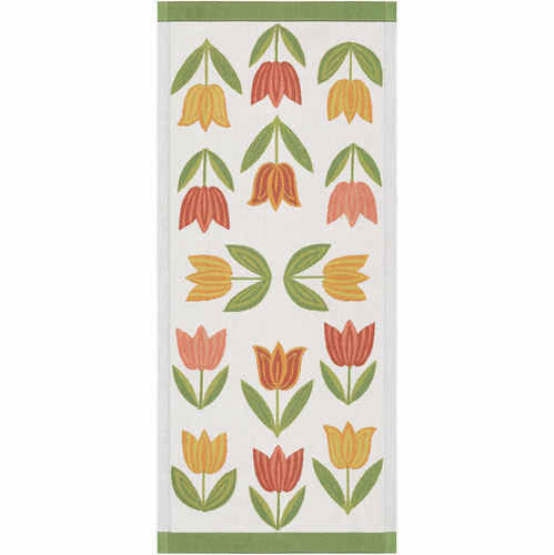 Ullas Tulpaner Table Runner, 14 x 32 inches