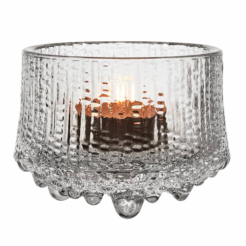 "Ultima Thule Tealight Candleholder 2.5"", Clear"