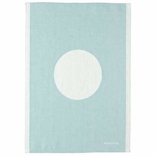 "Pappelina Vera Kitchen Towel, Pale Turquoise, 18"" x 26"""