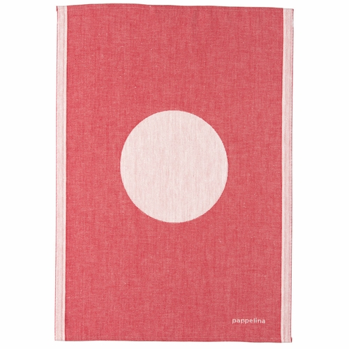 "Pappelina Vera Kitchen Towel, Red, 18"" x 26"""