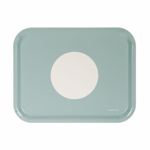 Vera Medium Tray - Pale Turquoise