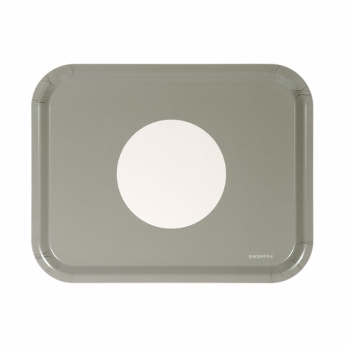 Vera Medium Tray - Warm Grey