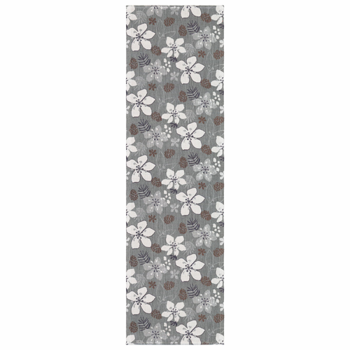 Vinterblomma Table Runner, 14 x 47 inches