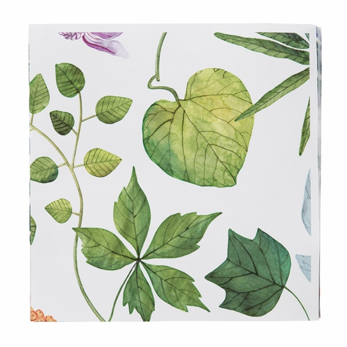 Viola Paper Napkins, Pack of 20