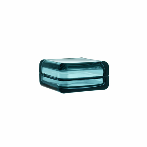 Iittala Vitriini Large Box, Sea Blue