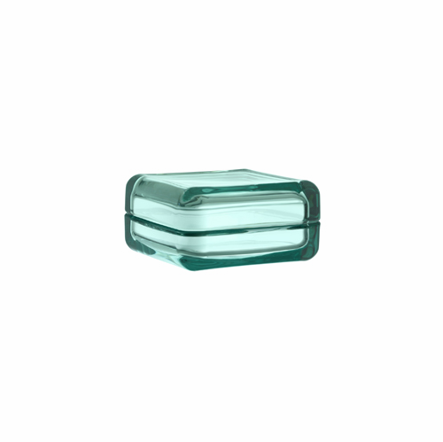 Vitriini Large Box, Water Green