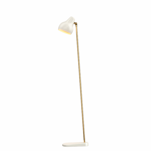 Louis Poulsen VL38 Floor Lamp, White