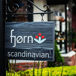 Welcome to FJØRN Scandinavian