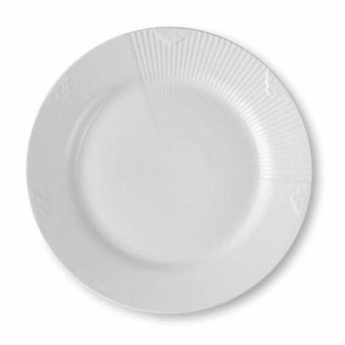 White Elements Salad Plate