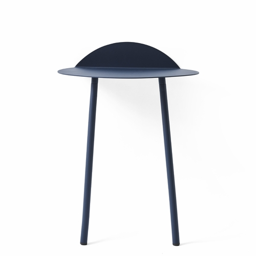 Yeh Wall Table, Low, Midnight Blue