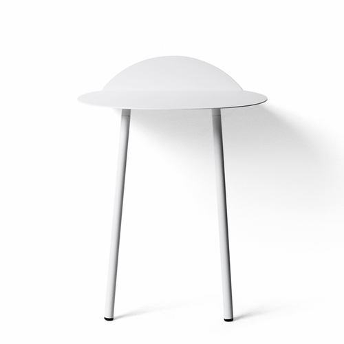 Yeh Wall Table, Low, White