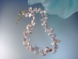 Keshi  Freshwater Pearl  Vermail  Necklace